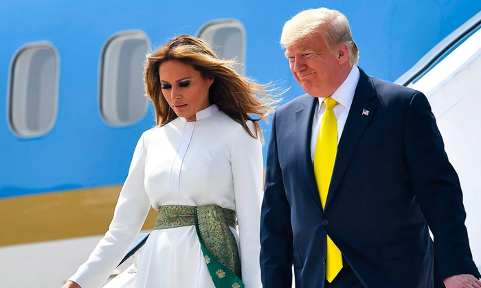 Telugu Birthday Celebrations, Donald And Melania Divorce, Donald Trump Birthday, Ivanka Absent For Donald Trump Birthday Celebrations, Ivanka Trump, Melania Trump-Telugu NRI