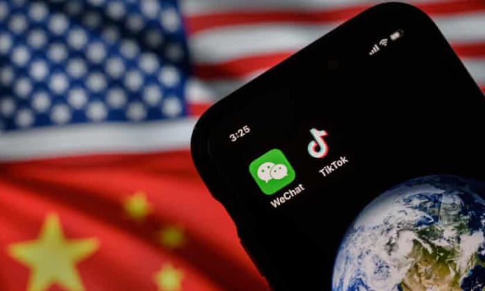 Biden Withdraw Ban Orders On China Apps Tik Tok Wechat-చైనా యాప్ లకు బిడెన్ గ్రీన్ సిగ్నల్….పాత ప్రేమ చిగురించిందా…-Latest News - Telugu-Telugu Tollywood Photo Image-TeluguStop.com