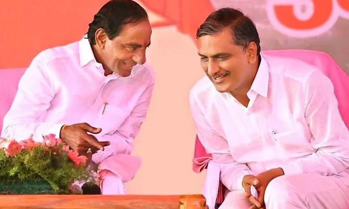 Kcr Beautifies Harish Rao Once Again This Is The Exact Reason-మరోసారి హరీష్ రావును అందలం ఎక్కిస్తున్న కేసీఆర్… అసలు కారణం ఇదే-Latest News - Telugu-Telugu Tollywood Photo Image-TeluguStop.com