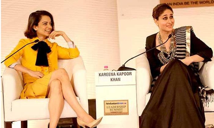 Kangana Ranaut Replace To Kareena In Vijayendra Prasad Sita-TeluguStop.com