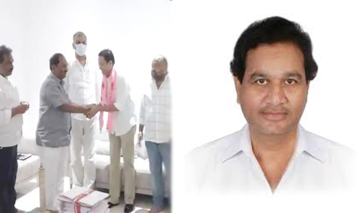 Kashyap To Trs Party Is The Huzurabad Ticket For Muddasani Family Confirmed-TeluguStop.com