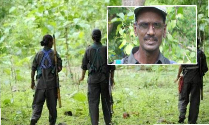 Maoist Leader Katti Mohan Rao Succumbed To Death-TeluguStop.com