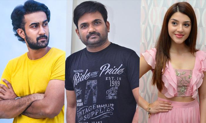 Mehreen Web Series Gets Title Locked-TeluguStop.com