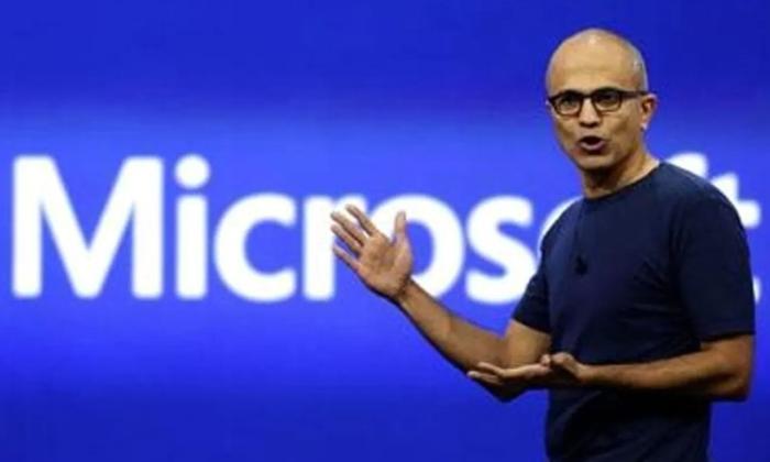 Microsoft Names Ceo Satya Nadella As Chairman-TeluguStop.com