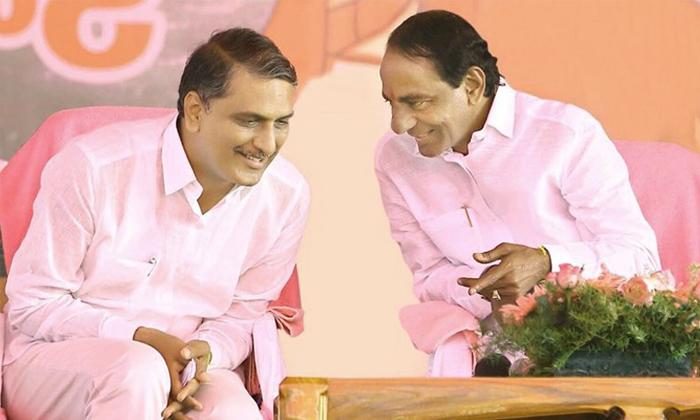 Telangana Minister Harish Rao Praises Cm Kcr-TeluguStop.com