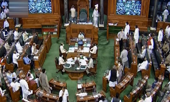 Monsoon Parliament Sessions Will Be Held On Schedule In July: Minister Prahlad Joshi-Latest News English-Telugu Tollywood Photo Image-TeluguStop.com