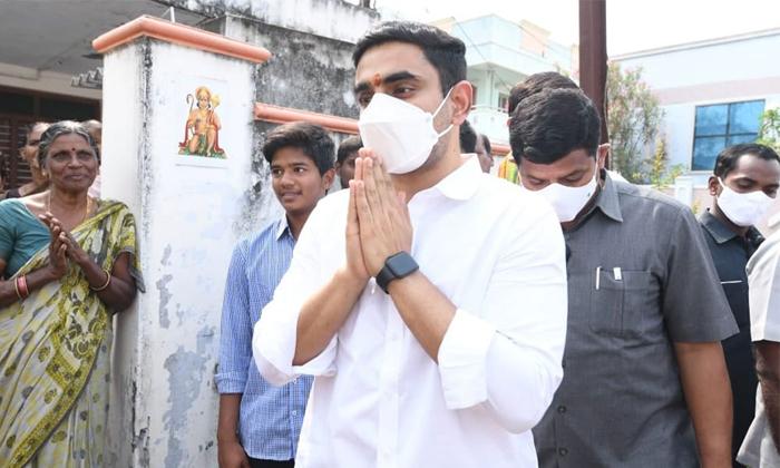 Nara Lokesh Goodbye To Mangalagiri Another Constituency On The Screen-TeluguStop.com