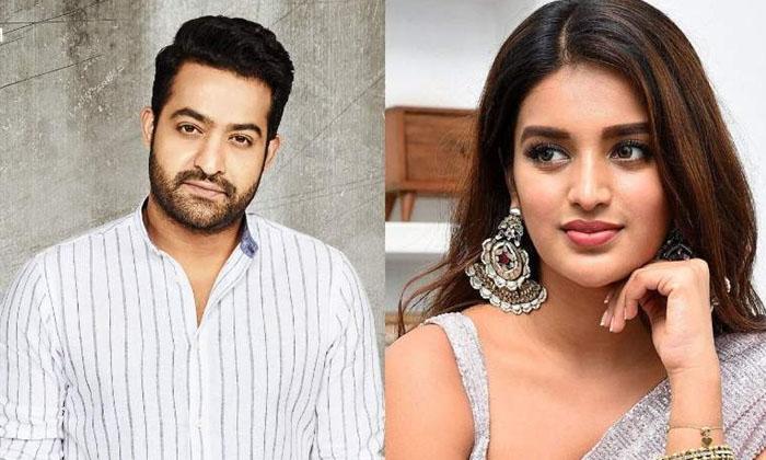 Nidhi Agarwal In Ntr Prashanth Neel Movie-TeluguStop.com