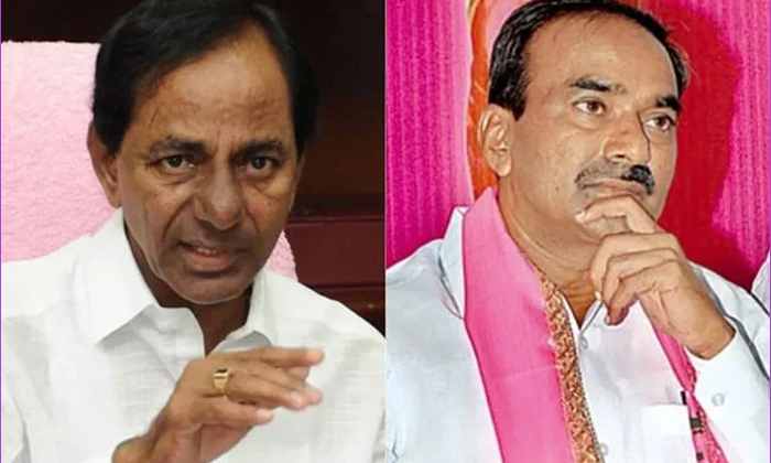 Politics Heating Up As Huzurabad Venue Trs In-హుజూరాబాద్ వేదికగా హీటెక్కుతున్న రాజకీయం… గందరగోళంలో టీఆర్ఎస్-Latest News - Telugu-Telugu Tollywood Photo Image-TeluguStop.com