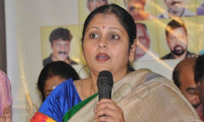 Jayasudha To Contest For Maa President-TeluguStop.com