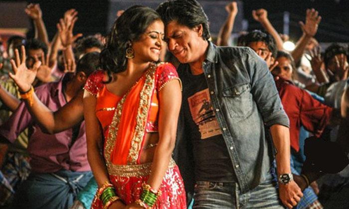 Priyamani Reveals Sharukh Khan Gave Her 300 Rs Channai Express Set Wallet-TeluguStop.com