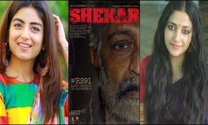Rajasekhar Romance With Two Heroines In His Latest Movie-ఆ సినిమా కోసం రాజశేఖర్ కి జోడీగా ఇద్దరు హీరోయిన్స్-Latest News - Telugu-Telugu Tollywood Photo Image-TeluguStop.com