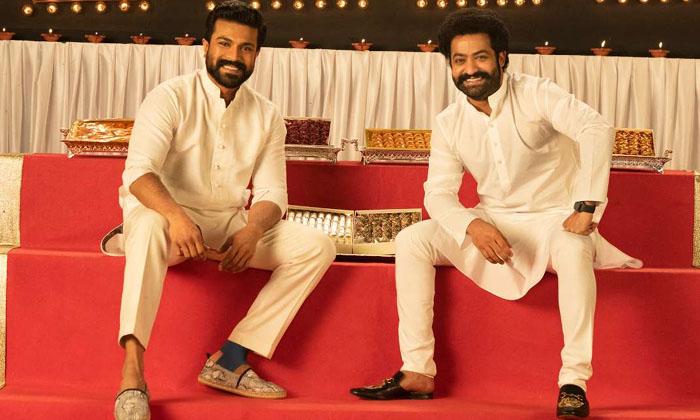 Ntr Joins In Rrr Sets-TeluguStop.com