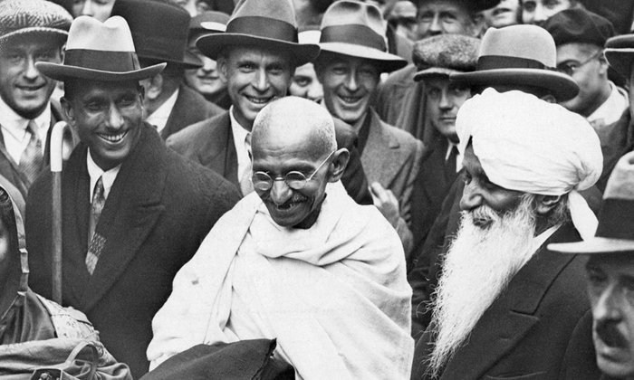Gandhi Documentary Wins Top Award At New York Indian Film Festival-TeluguStop.com