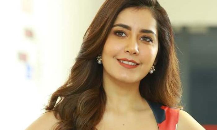 Rashi Khanna Act With Prabhas In Nag Ashwin Movie-ప్రభాస్ సినిమాలో రాశి ఖన్నా.. ఏ సినిమాలో అంటే-Latest News - Telugu-Telugu Tollywood Photo Image-TeluguStop.com