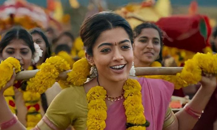 Rashmika Dedicated July For Pushpa-TeluguStop.com