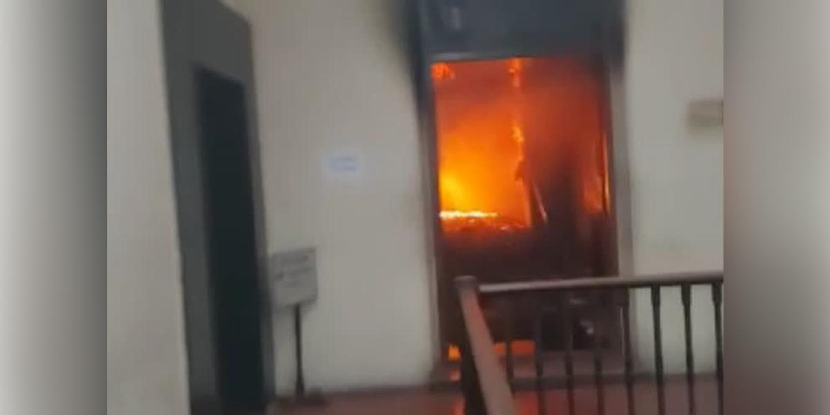 Saifabad Nizam Club Destroyed In-TeluguStop.com