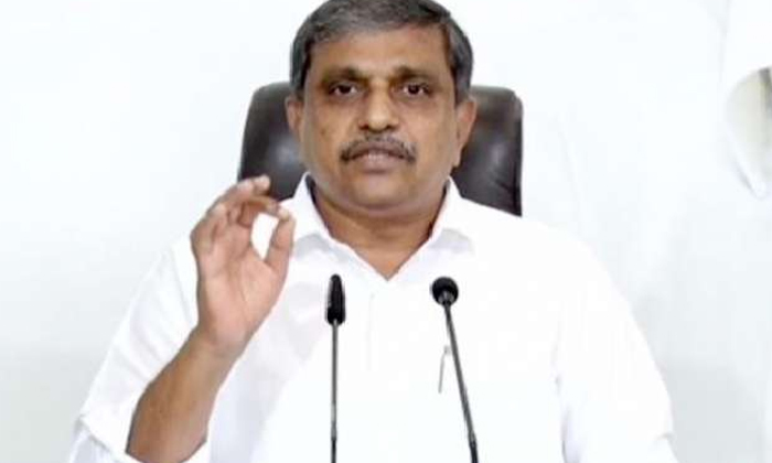 Sajjala Responds To Dismissal Of Cases Against Ap Cm Jagan-TeluguStop.com