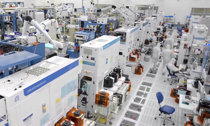Us Based Semi Conductor Applied Materials Talks With Indian Govt-TeluguStop.com