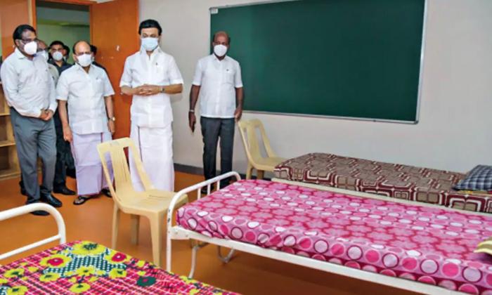 Siddha Vaidhyam For 100 Covid Patients Tamilnadu State-TeluguStop.com