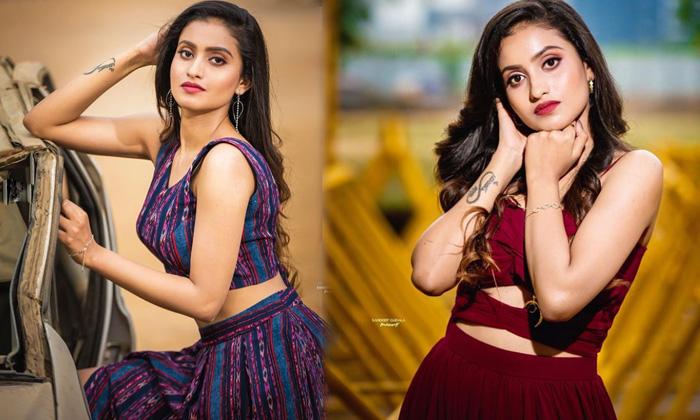 Social Media Sensational Beauty Deepika Pilli Latest Glamorous Images-దీపికా పిల్లి స్టన్నింగ్ ఇమేజస్ High Resolution Photo