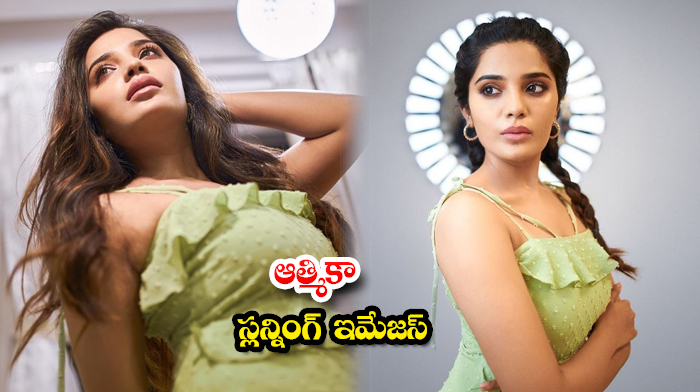 South Indian Actress Aathmika Awesome Clicks-ఆత్మికా స్టన్నింగ్ ఇమేజస్