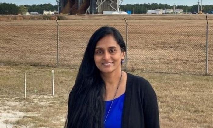 Indo American Climate In Nasa Key Responsibilities For Indian Woman Scientist-NASA లో ఇండో – అమెరికన్స్ హవా…భారతీయ మహిళా శాస్త్రవేత్తకు కీలక భాద్యతలు..-Latest News - Telugu-Telugu Tollywood Photo Image-TeluguStop.com