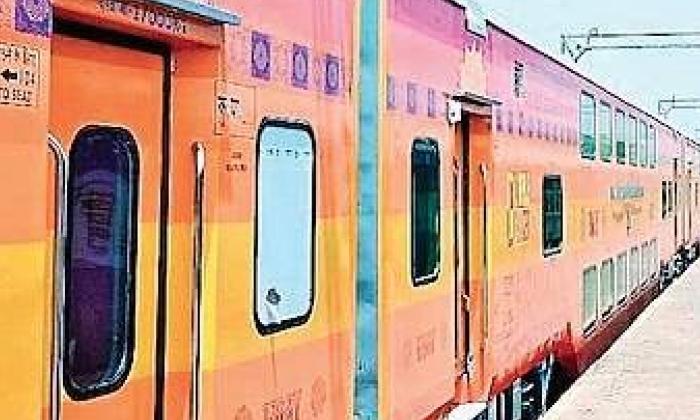 Good News For Ap Railway Passengers-ఏపీ ప్రయాణికులకు గుడ్ న్యూస్.. మొదలైన రైళ్ల సందడి.. -Breaking/Featured News Slide-Telugu Tollywood Photo Image-TeluguStop.com