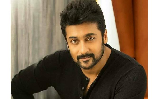 Surya Telugu Movie With Boyapati Srinu-TeluguStop.com