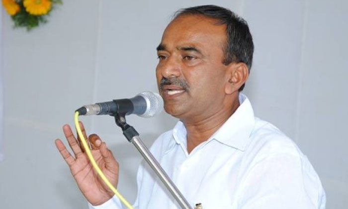 Etala Shocking Comments On Trs-TeluguStop.com