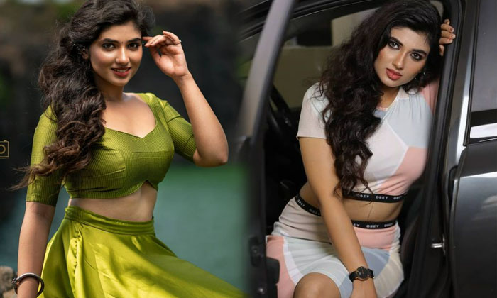 Tamil Model And Actress Pragya Nagra Glamorous Images-ప్రగ్యా నగరా ఎద అందాలకు ఫిదా అవ్వాల్సిందే-telugu Actress Hot Photos High Resolution Photo