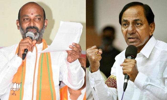 Telangana Bjp Leaders In The Plan To Include Trs Disgruntled Leaders-TeluguStop.com