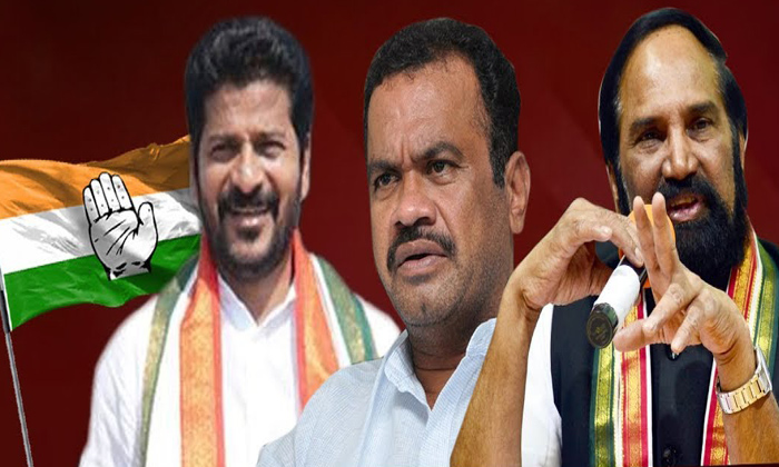 Those Two Names In The Short List Of The New Pcc President Of Telangana-TeluguStop.com