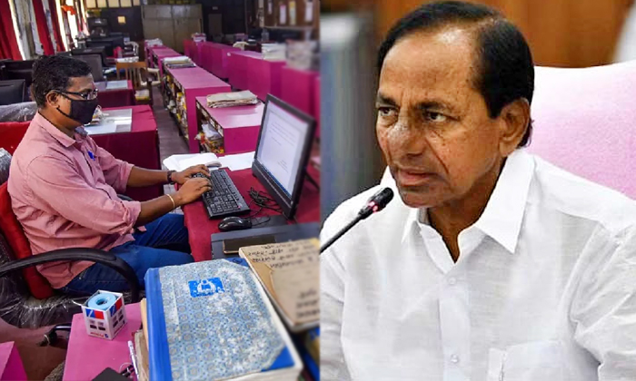 Telangana Prc Release Good News For Government Employees-TeluguStop.com