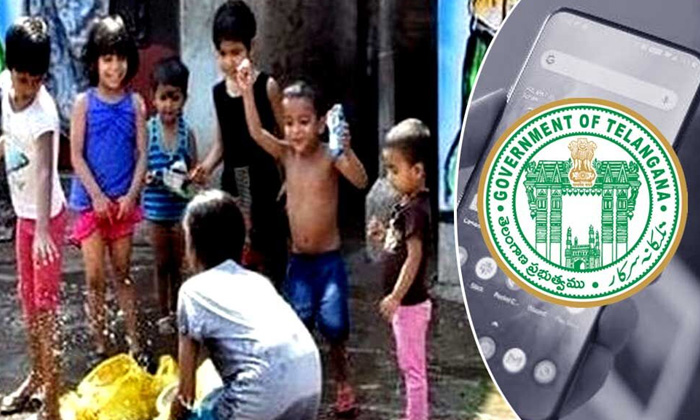 Telangana Governament Help Orphaned Children Who Have Lost Their Parents To Corona-TeluguStop.com