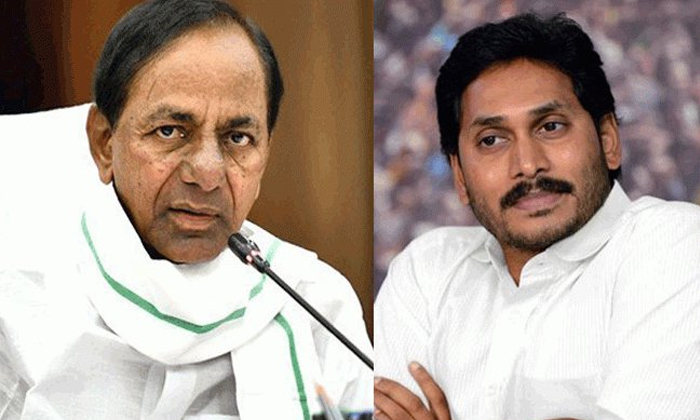 Telangana Ministers Who Call Jagan A Thief Over Krishna River Water Issue-TeluguStop.com