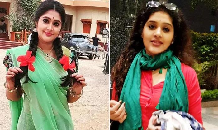 Telugu Character Artist Priya Photos Viral-TeluguStop.com