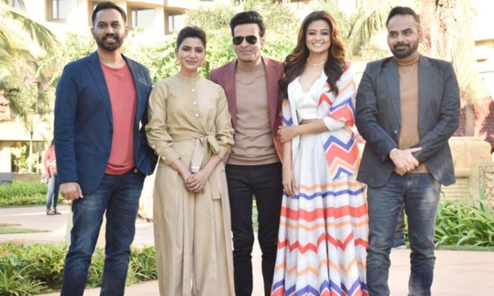 The Family Man Season 2 Created World Record In Imdb-TeluguStop.com