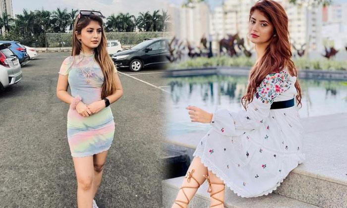 These Stunning Pictures Of Actress Sayyed Arishfa Khan-telugu Actress Hot Photos These Stunning Pictures Of Actress Sayy High Resolution Photo
