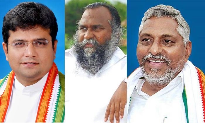 Those Mlas Letter To Sonia On Pcc To Give A Check To Revanth-TeluguStop.com