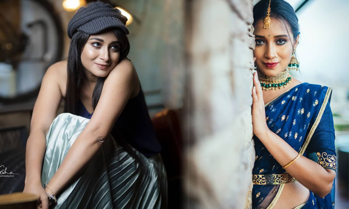 Tollywood Hot Anchor Stunning Beauty Bhanu Shree Latest Photo Gallery - Telugu Actress Bhanu Shree Hot Images Latest Mo High Resolution Photo