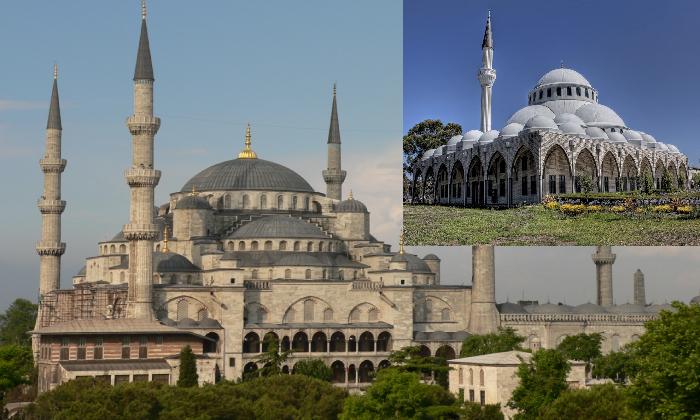 Two Turkish-style Mosques Will Be Build In T'gana Secretariat Premises: Mahmood Ali-TeluguStop.com