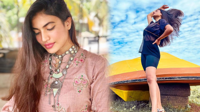 Urvi Shetty Ups The Glamour Quotient With Her Stunning Images-telugu Actress Hot Photos Urvi Shetty Ups The Glamour Quot High Resolution Photo