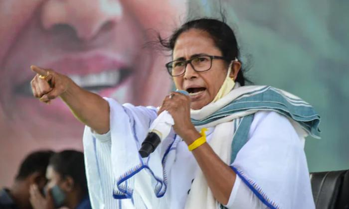 Mamata Banerjee Slams Central-TeluguStop.com