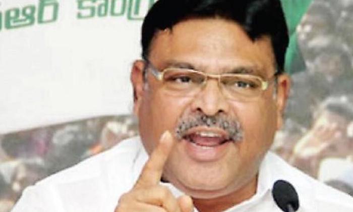 Ycp State Spokesperson Ambati Rambabu Fires On Tdp-TeluguStop.com