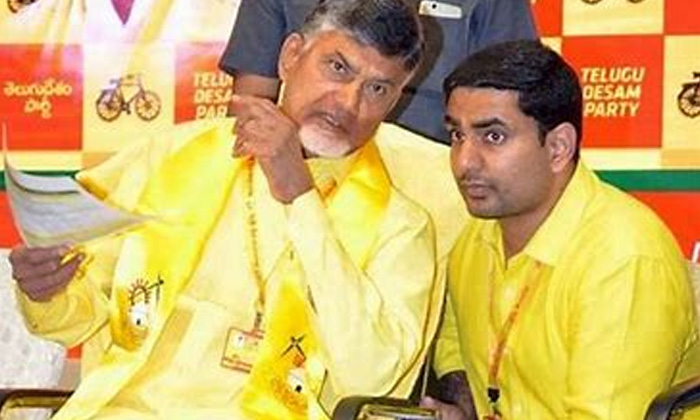 Ycp Minister Made Serious Remarks On Babu And Lokesh-TeluguStop.com