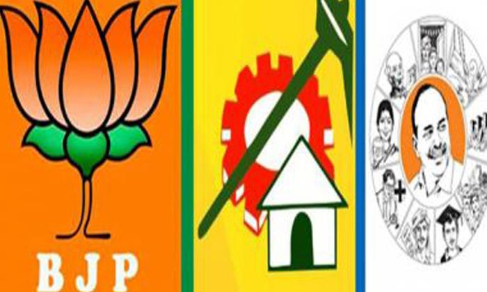 Telugu Bjp, Bjp Does Not Care About Chandrababu, Bjp Politics, Cbn, Central Government, Chandrababu, Nda, Pm Modi, Rajyasabha, Tdp, Ycp-Telugu Political News