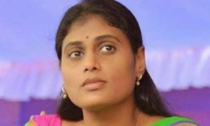 Telugu Kcr, New Problems To Ys Sharmila, Sharmila, Sharmila New Party, Telangana Politics, Ts Politics, Ys Sharmila-Telugu Political News