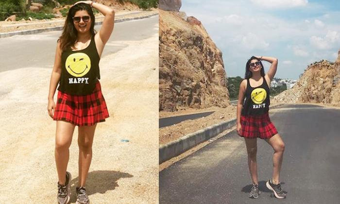 Ashima Narwal Latest Mini Skirt Photos-TeluguStop.com
