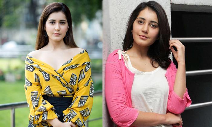 Rashi Khanna Latest Pics Goes Viral-TeluguStop.com